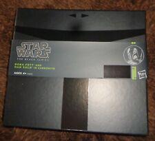 "Star Wars BOBA FETT & HAN SOLO CARBONITE Black Series 6"" Exclusive"