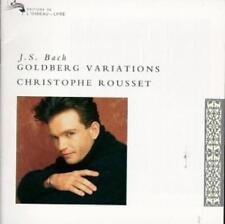 Christophe Rousset ~ Bach - Goldberg Var CD