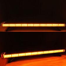 1200mm Barra Lampeggiante Stroboscopica Vecoli Emergenza 12V Luce Gialla Ambra