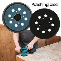 5 Zoll 125mm 8 Löcher Klett-Schleifteller Schleifpad Polierpad Exzenterschleifer