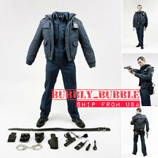 1/6 Batman Robin Police officer Uniform Set For Hot Toys TTM21  ☆SHIP FROM USA☆
