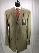 Giorgio By Giorgio Cosani Mens Cashmere Wool Blazer Jacket Sport Coat 40L