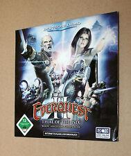 Everquest II: trial of the Isle PROMO tedesco versione DEMO PC DVD