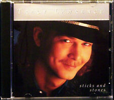 Sticks and Stones by Tracy Lawrence (CD, 1991, Atlantic)