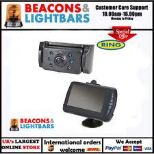 """Ring 12V/24V Digital Wireless Colour 4.3"""" Reversing Camera Kit PN: RBGW430"""