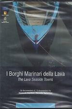 Dvd I BORGHI MARINARI DELLA LAVA ♦ REGIONE SICILIANA ♦ PROV. REG. CATANIA nuovo