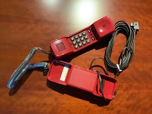 Kompaktelefon Dallas rot