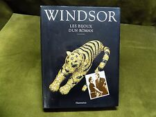 WINDSOR Les Bijoux d'un roman John Culme Nicholas Rayner Orfèvrerie Bijouterie