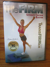 The Firm Ultimate Calorie Blaster DVD NEW