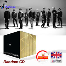 New EXO The 2nd Album EXODUS (Korean Version / Random CD)
