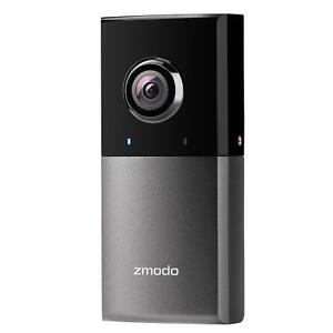 Zmodo Sight 180 Outdoor 1080P Full HD Überwachungskamera mit 180 Grad Weitwinkel