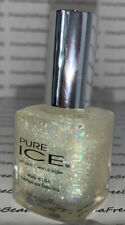 Pure Ice Layering Nail Polish * DON'T YOU WISH * Iridescent Pastel Holo Glitter