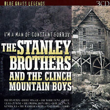 I'm a Man of Constant Sorrow [3 CD] by The Stanley Brothers (CD, Apr-2006, Golde
