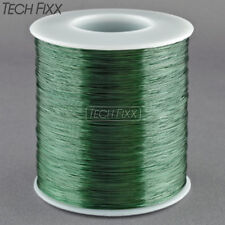 Magnet Wire 30 Gauge AWG Enameled Copper 2750 Feet Coil Winding 155C Green