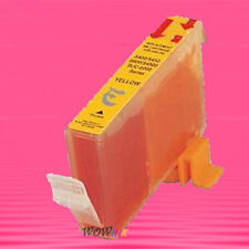 1P BCI-6 Y YELLOW INK CARTRIDGE FOR CANON iP4000 S820