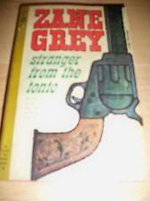 STRANGER FROM TONTO BY ZANE GREY (PAPERBACK 1964)