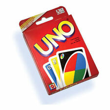 Uno Card Game- Mattel