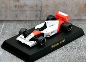 Kyosho 1/64 McLaren F1 Collection Honda F1 MP4/6 No.2 1991 Gerhard Berger