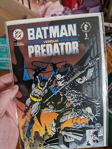 Batman Vs Predator No.1 -4  6 issues