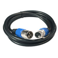 MagiDeal XLR Male to Female Shielded Cable Mic Audio Balanced Patch Cord 6ft