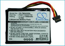 Battery for TomTom FKM1108005799 4CS03 4CQ01 Go 2535TM 4EN52 4EV42 1CT4.019.03