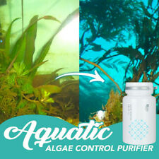 CrystalClear Algae Repellent Agent - Tank Moss Remover Aquarium Algaecide HOT