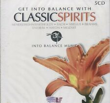 GET INTO BALANCE WITH CLASSIC SPIRITS on 5 CDs