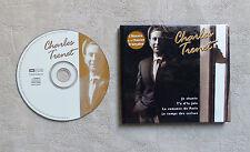 """CD AUDIO / CHARLES TRENET """"L'HISTOIRE DE LA CHANSON FRANÇAISE"""" CD COMPILATION"""