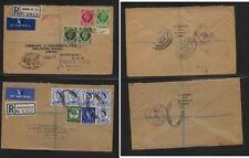 British £ 2 Denomination Stamp Covers