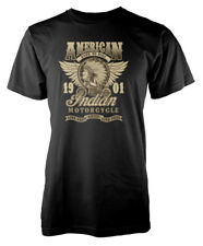 Indian Chief American Motorcycles  Adult T-Shirt