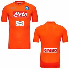 Maglie Gioco Kappa Kombat Gara 2018 Napoli 303v460 M Orange