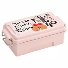 Line Friends CHOCO Pink Bento Lunch Box Food Container Cute