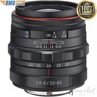 PENTAX Standard Zoom Lens HD PENTAX-DA20-40mm F2.8-4ED Limited DC WR JAPAN F/S