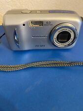 Olympus FE-120 6.0MP Digital Camera - Silver *Fine/tested*