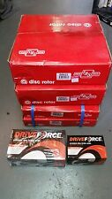 Nissan Patrol GU NEW Brake Package with Rotors &  Pads Front & Rear