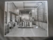 Vintage Antique Ace Foundry Chicago Industrial Machine Age Factory Photograph #B