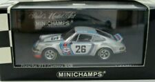 MINICHAMPS PORSCHE 911 CARRERA RSR #26 1973