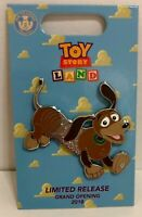 Slinky Toy Story Land Grand Opening 2018 Box Lunch Enamel Pin Limited Release