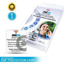 Anti Radiation EMF Protection Card for Mobile And Network Devices ( 1 Pack)