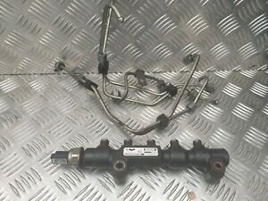 PEUGEOT DIESEL FUEL RAIL WITH LINES 1.6 HDI DV6 9654592680