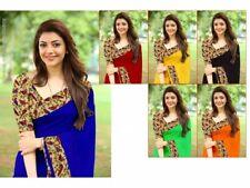 sari Saree Indian Bridal Bollywood Ethnic  Designer Saree Traditional BH