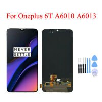 For OnePlus 6T A6010 A6013 1+6T LCD Display Touch Screen Digitizer Replacement