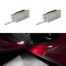 2 Lighting Peugeot RCZ 05/2010-UP all Models Door White LED