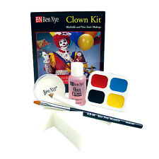 Ben Nye Clown Kit Character Theatrical Stage Makeup HK-2