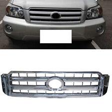 For Toyota Highlander 2004-2007 Front Grill Grille Vent Trim Retrofit