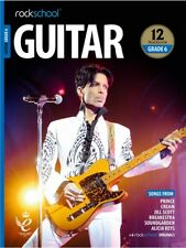 Rockschool Guitar 2018-2024 grade 6 Book/Audio