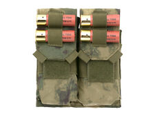 Magazintasche für 2/4 Magazine in Kal. 5,56 in A-Tacs FG Molle System