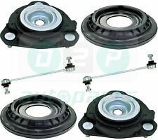 for Ford Mondeo Mk3 Front Top Strut Mounts + Bearings + Drop Links (2000-2007)