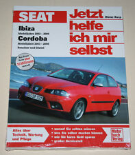 Reparaturanleitung Seat Ibiza / Cordoba Typ 6L, Baujahre 2002 - 2009