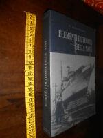 GG LIBRO: Elementi di Teoria della nave - F.Rapacciuolo - Ed.Moderna